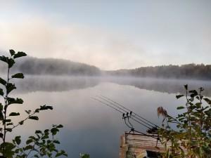 mgła na bobrowym