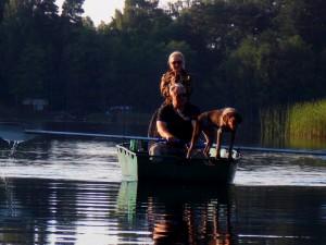 ewa i czarek na łodzi XX